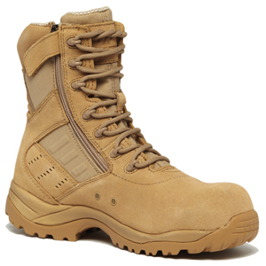 Tactical Research TR336Z CT Comp Toe Zipper Boot