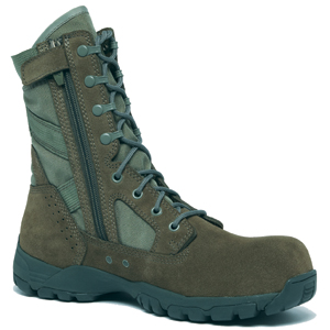 Tactical Research TR696Z CT Comp Toe Zipper Boot