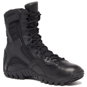 Tactical Research TR960Z WP Waterproof Zipper Boot